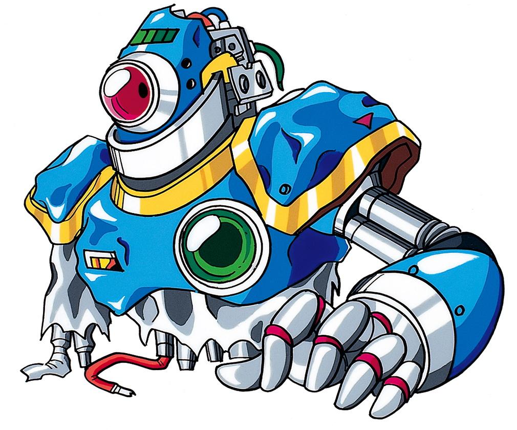 Scrap Robo
