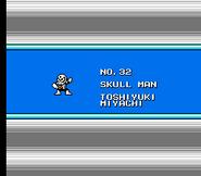 SkullMan-Despedida