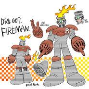 FireMan-Megamix