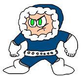 Ice Man 8 bits HD