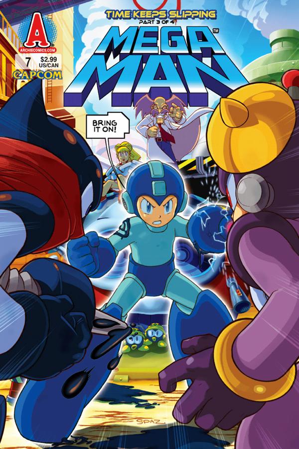 Mega Man No. 007