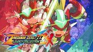 Mega Man Zero ZX Legacy Collection - Announce Trailer