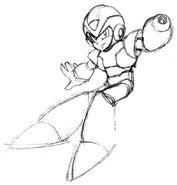 Megamanx jump1
