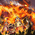 Flammole Rockman ZX