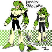 SnakeMan-Megamix