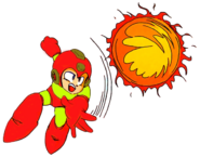 Solar Henki Shot MM