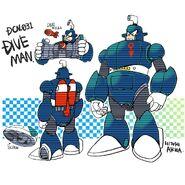 DiveMan-Megamix