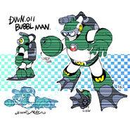 BubbleMan-Megamix