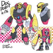 DocRobotK176-Megamix