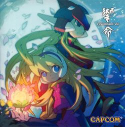 Rockman Zero Collection Soundtrack - resonnant vie -