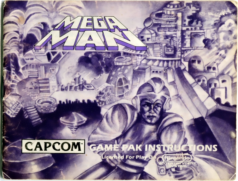 Manual de Mega Man