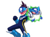Mega Man (Saga Star Force)