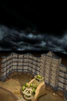 Castillo de N visto desde afuera