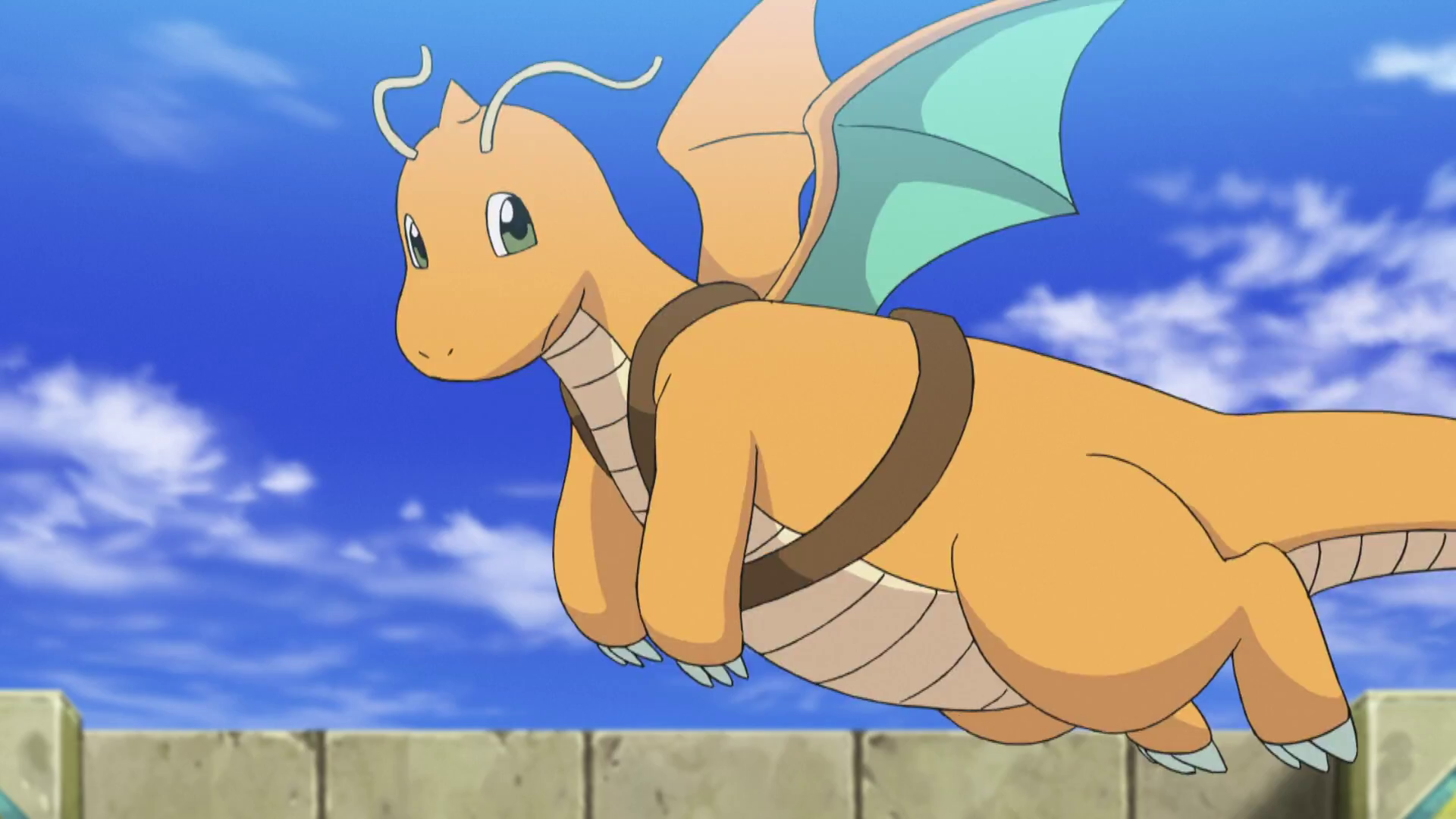 Dragonite de Ash