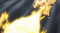 GEN13 Druddigon usando dragoaliento