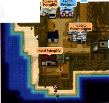 Imagen de Pueblo Petroglifo