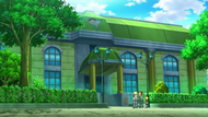EP809 Gimnasio Pokémon de Ciudad Novarte