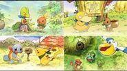 Vive mil aventuras en Pokémon Mundo misterioso equipo de rescate DX