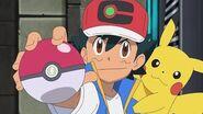 La serie Viajes Pokémon Primer avance