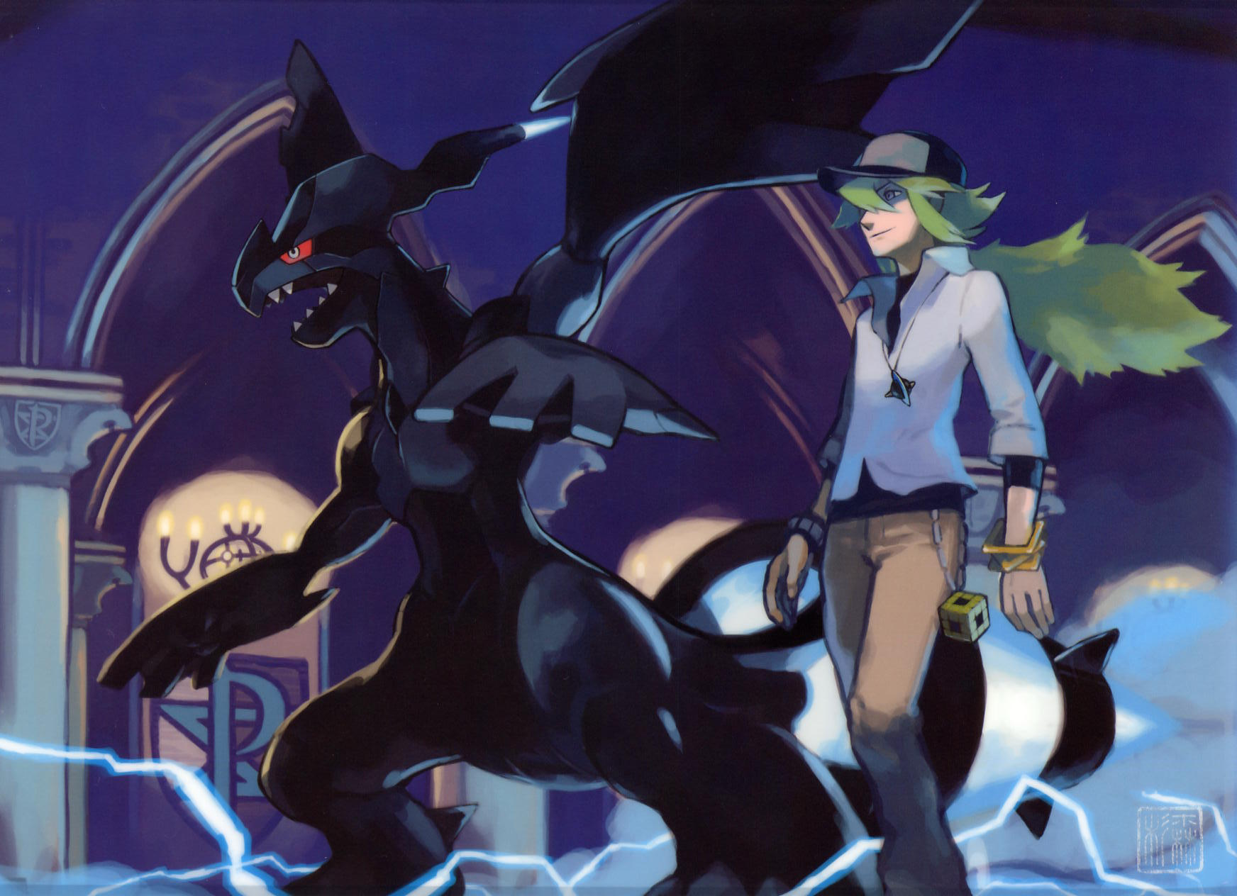 Personajes eventuales del anime