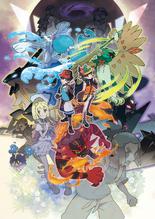 Poster de Ultra Sol y Ultra Luna