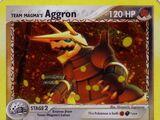 Team Magma's Aggron (Team Magma Vs. Team Aqua TCG)