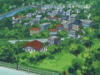 EP345 Ciudad Petalia en el anime