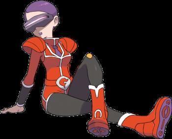 Imagen de Caléndula en Pokémon X y Pokémon Y