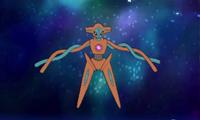 Deoxys Espacio ROZA