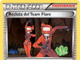 Recluta del Team Flare (XY TCG)
