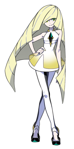 <i>Samina en Pokémon Sol y Pokémon Luna</i>