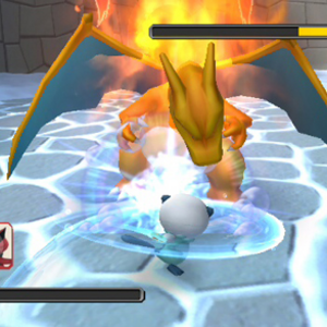PokéPark 2 lucha con Charizard.png