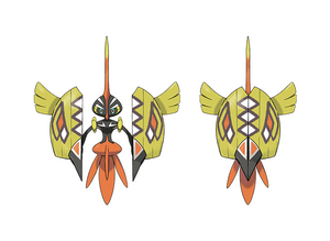 Artwork de Tapu Koko