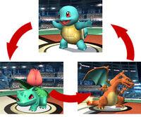 Cambio Pokémon Brawl