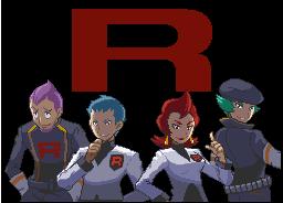 Ejecutivos del Team Rocket