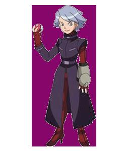 Cazadora Pokémon J