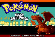 Pokémon Rojo Fuego