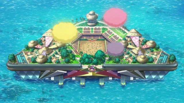 Liga Regional Pokémon de Alola
