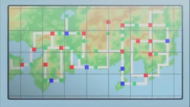 EP803 Mapa Kanto y Johto