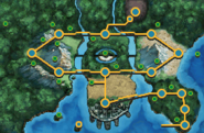 Teselia mapa juegos