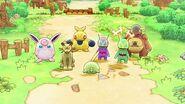Pokémon Mundo misterioso equipo de rescate DX - ¡Nosotras podemos!