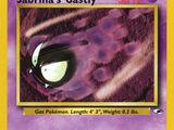 Sabrina's Gastly (Gym Heroes TCG)
