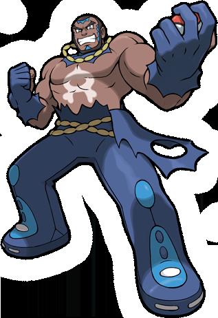 Matías en Pokémon Rubí Omega y Zafiro Alfa