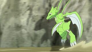 como Nuevo! Scyther 4//108 blanco y negro oscuro exploradores poco frecuentes Pokemon Perfecto