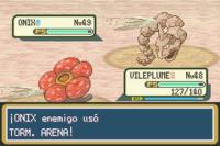 Tormenta arena RFVH