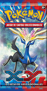 XY (TCG) Booster 1