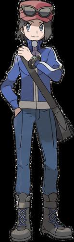 <i>Ilustración de Kalm en Pokémon X/Y</i>