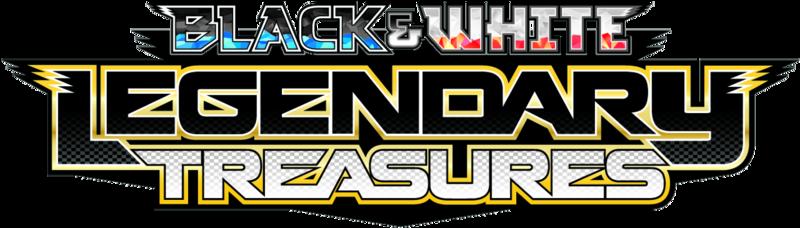 Negro y Blanco (TCG): Legendary Treasures