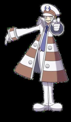 """Ilustración de Caril en <a href=""""/es/wiki/Pok%C3%A9mon_Negro_y_Blanco"""" class=""""mw-redirect"""" title=""""Pokémon Negro y Blanco"""">Pokémon Negro y Blanco</a>"""