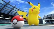 Pikachu en el tráiler SSB4